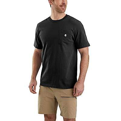 Carhartt  Tropical Twist Hurley x Carhartt Men's T-Shirt - back