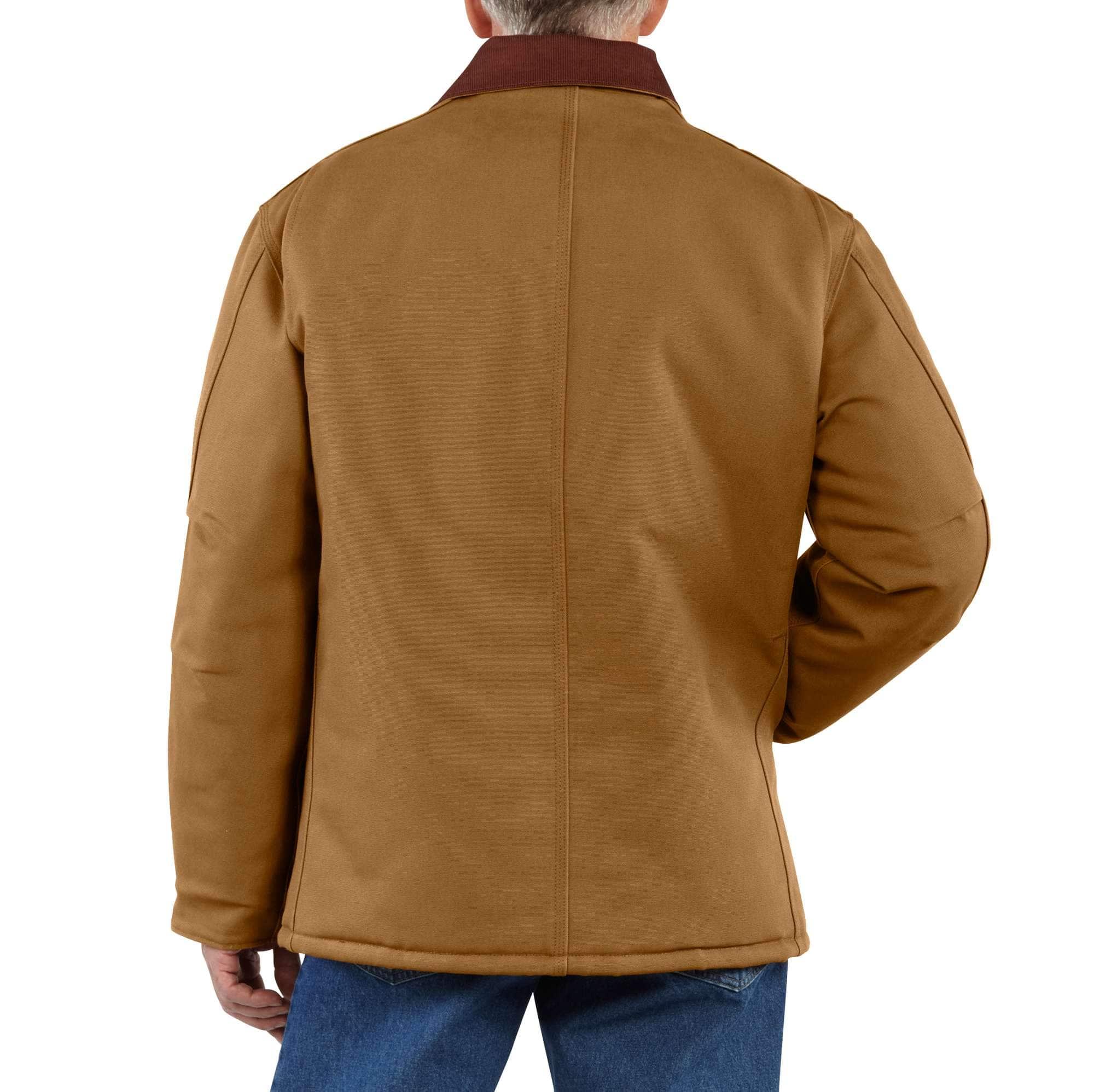 Men S Duck Traditional Arctic Quilt Lined Coat C003 Carhartt [ 1997 x 2000 Pixel ]