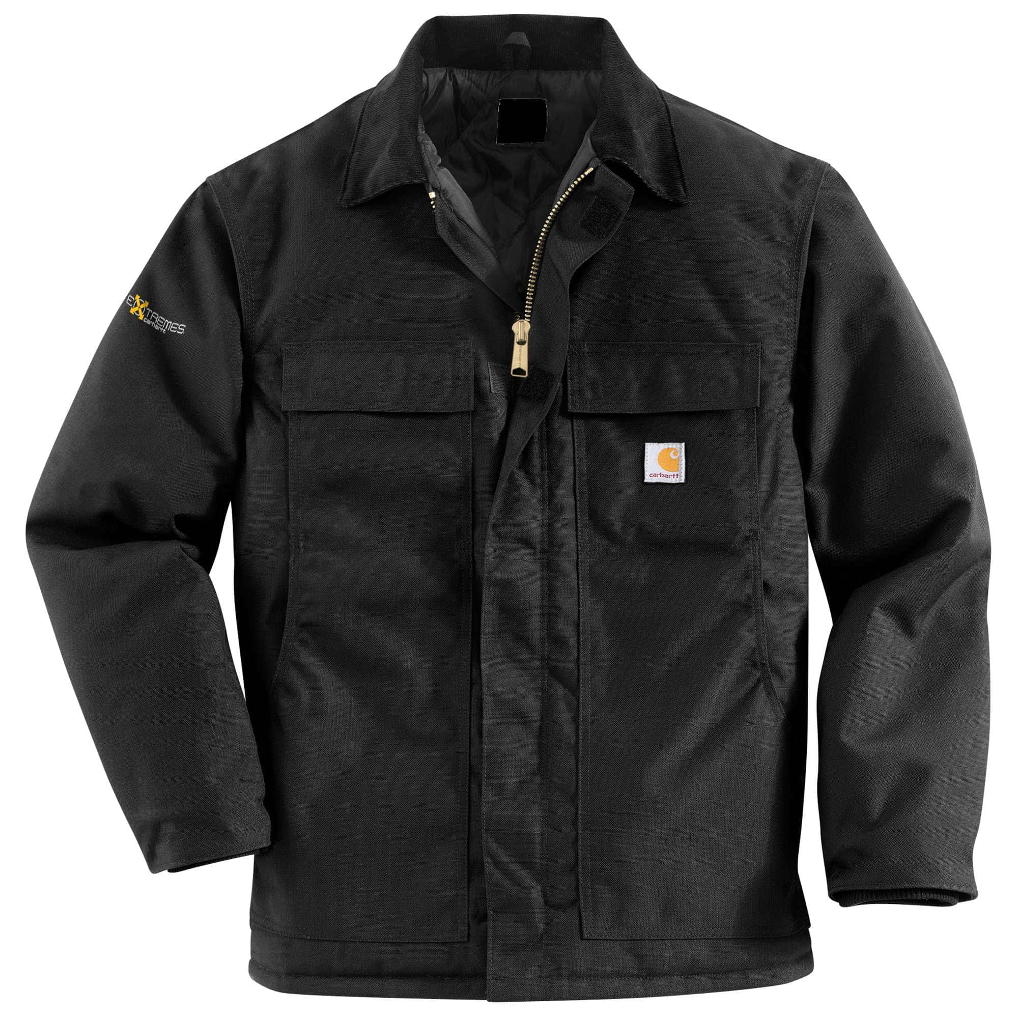 Men S Yukon Extremes 174 Coat Arctic Quilt Lined C55 Carhartt