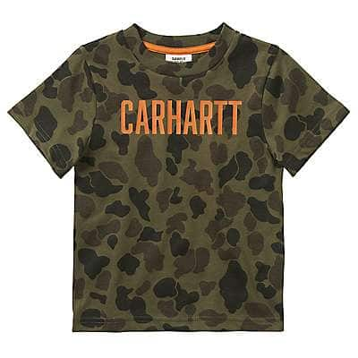 Toddler Kids Baby Girl Summer Camouflage Clothes Long Sleeve Shirt Dress 1-6Y