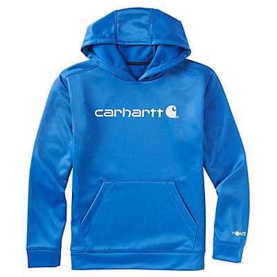 Carhartt  Galaxy Blue Force® Logo Sweatshirt - front