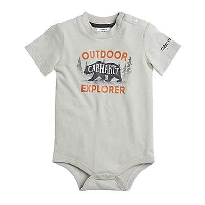 Carhartt Boys' Sand Outdoor Explorer Bodyshirt - front