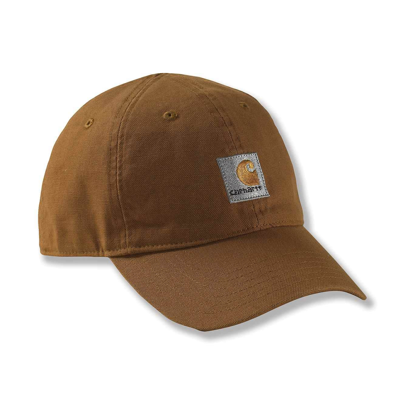 Picture of Signature Canvas Cap in Carhartt Brown