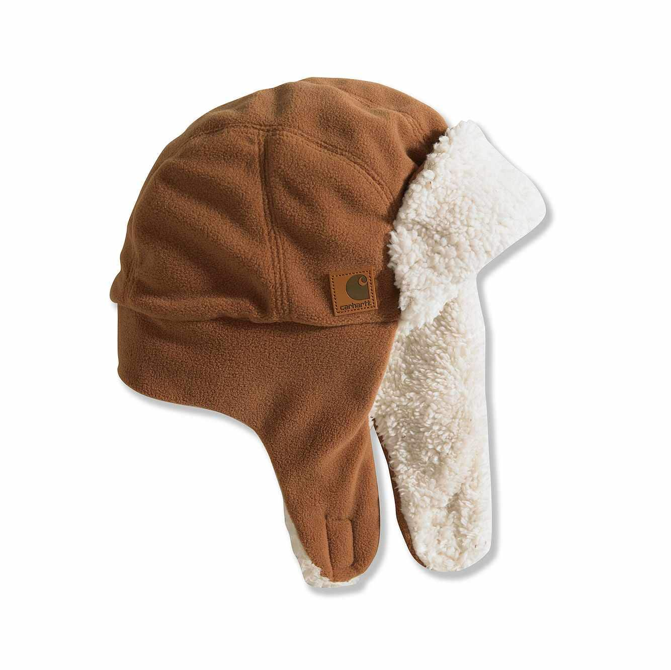 Picture of Bubba Hat Sherpa-Lined in Carhartt Brown