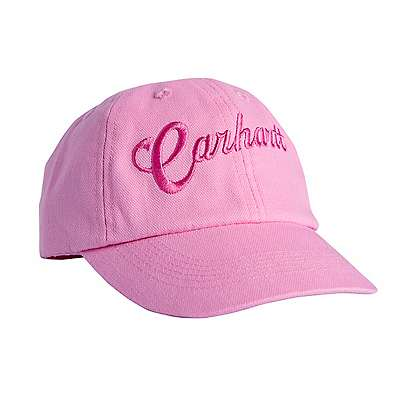 Carhartt  RSM-Rose Bloom Signature Canvas Cap - front