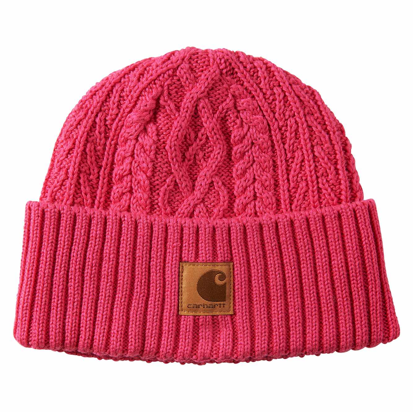 Picture of Plated Fisherman Hat in Fuschia Purple