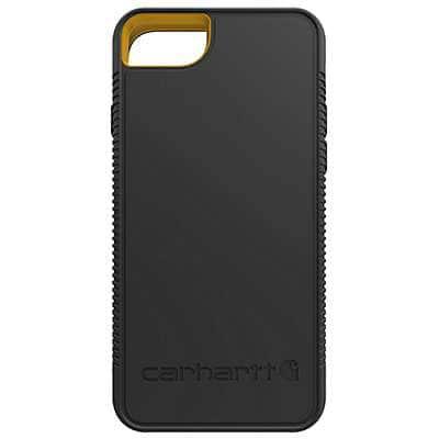 Carhartt Unisex Black Carhartt Bullnose iPhone Case - front
