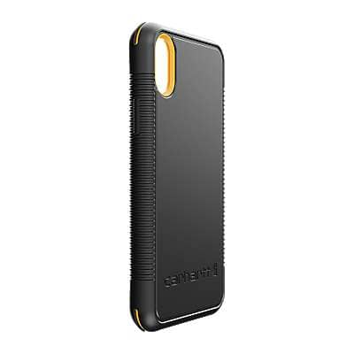 Carhartt  Black Carhartt Bullnose Iphone X Case - back