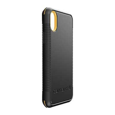 Carhartt Unisex Black Carhartt Bullnose Iphone X Case - back