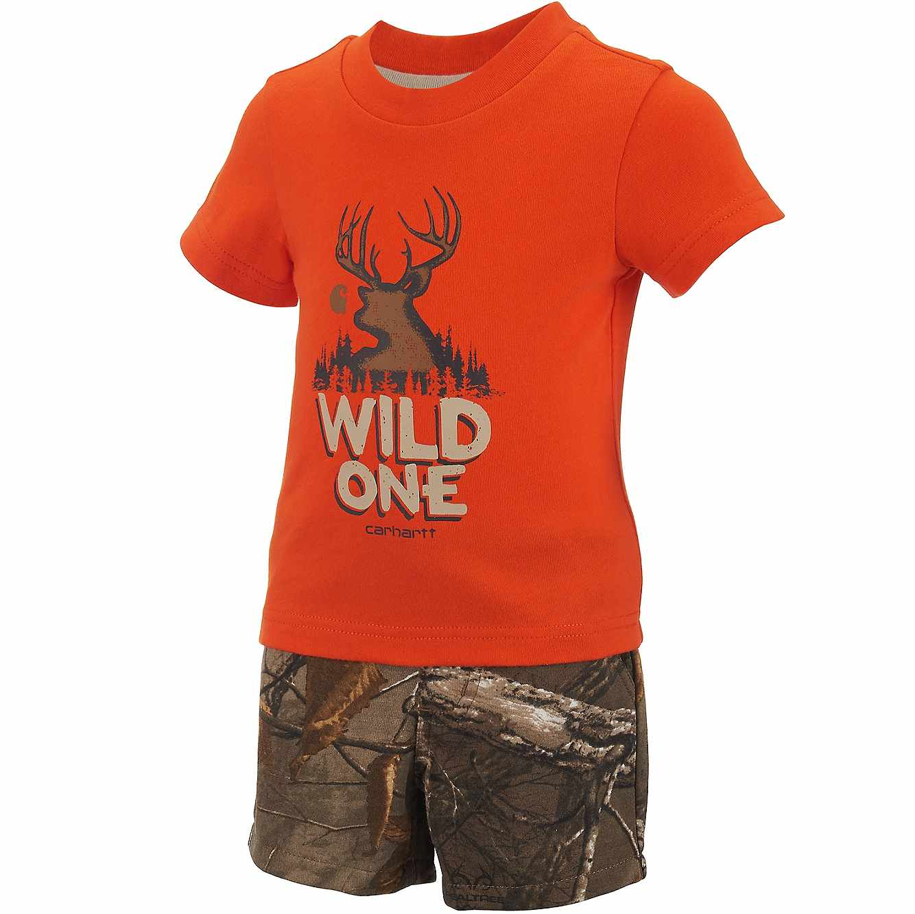 Picture of Infant/Toddler Camo 3pc Gift Set in Realtree Xtra