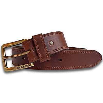Carhartt Men's Carhartt Brown Hamilton Belt - front