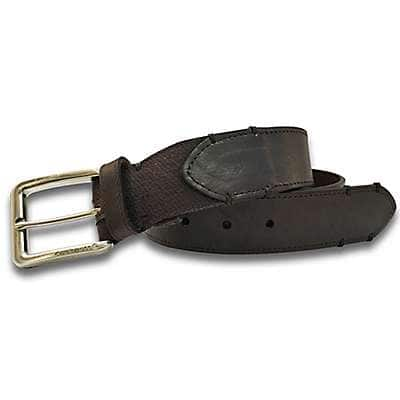 Carhartt  Carhartt Brown Rugged Flex® Belt - front
