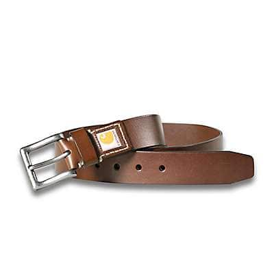 Carhartt Men's Brown Legacy Belt - front