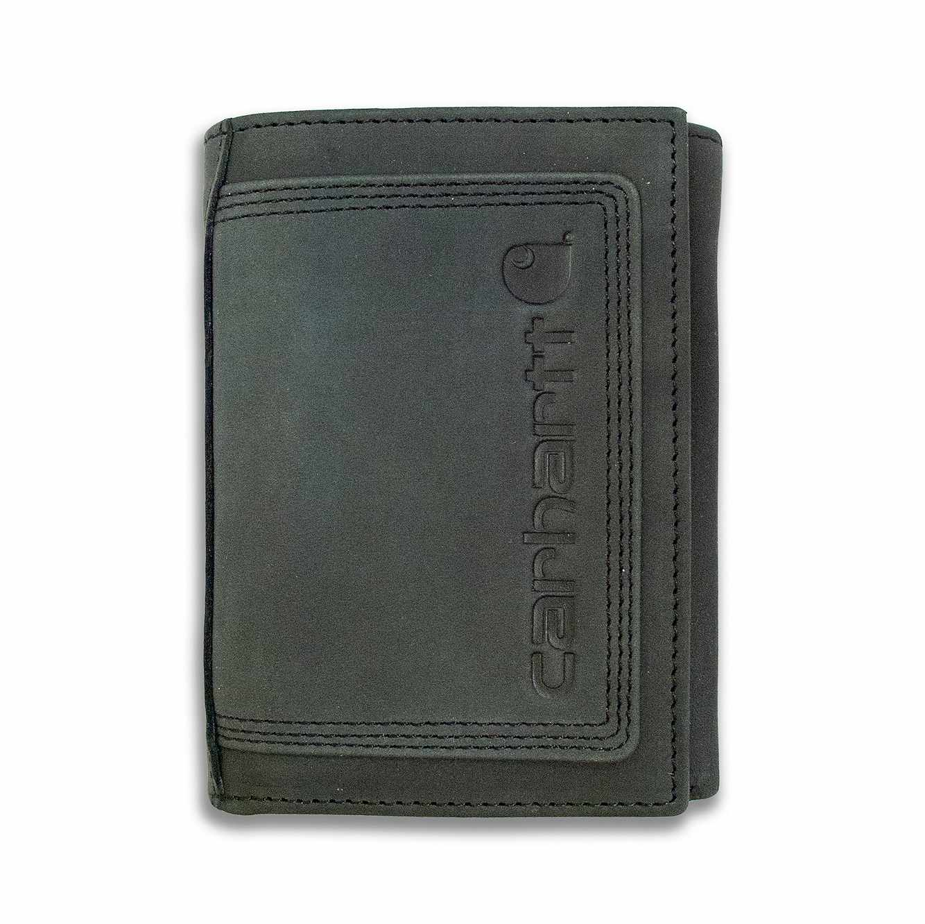 Picture of Detroit Trifold Wallet in Black