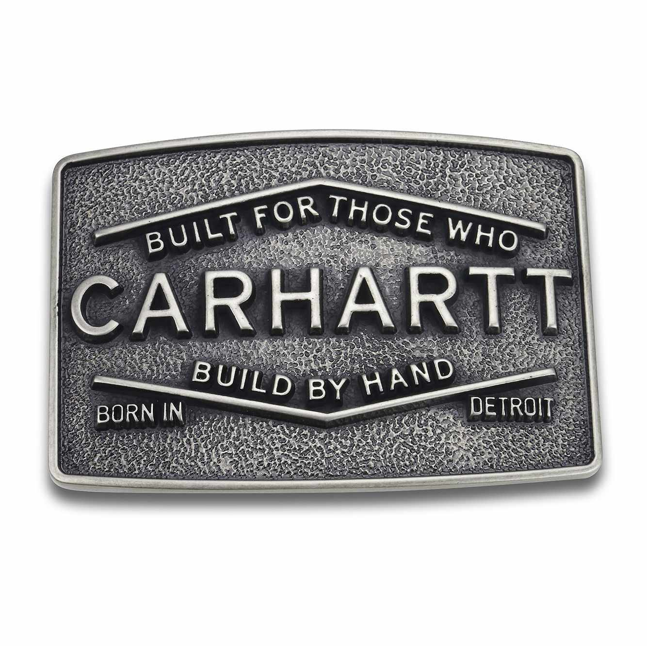 Picture of Detroit Buckle in Zinc Grey