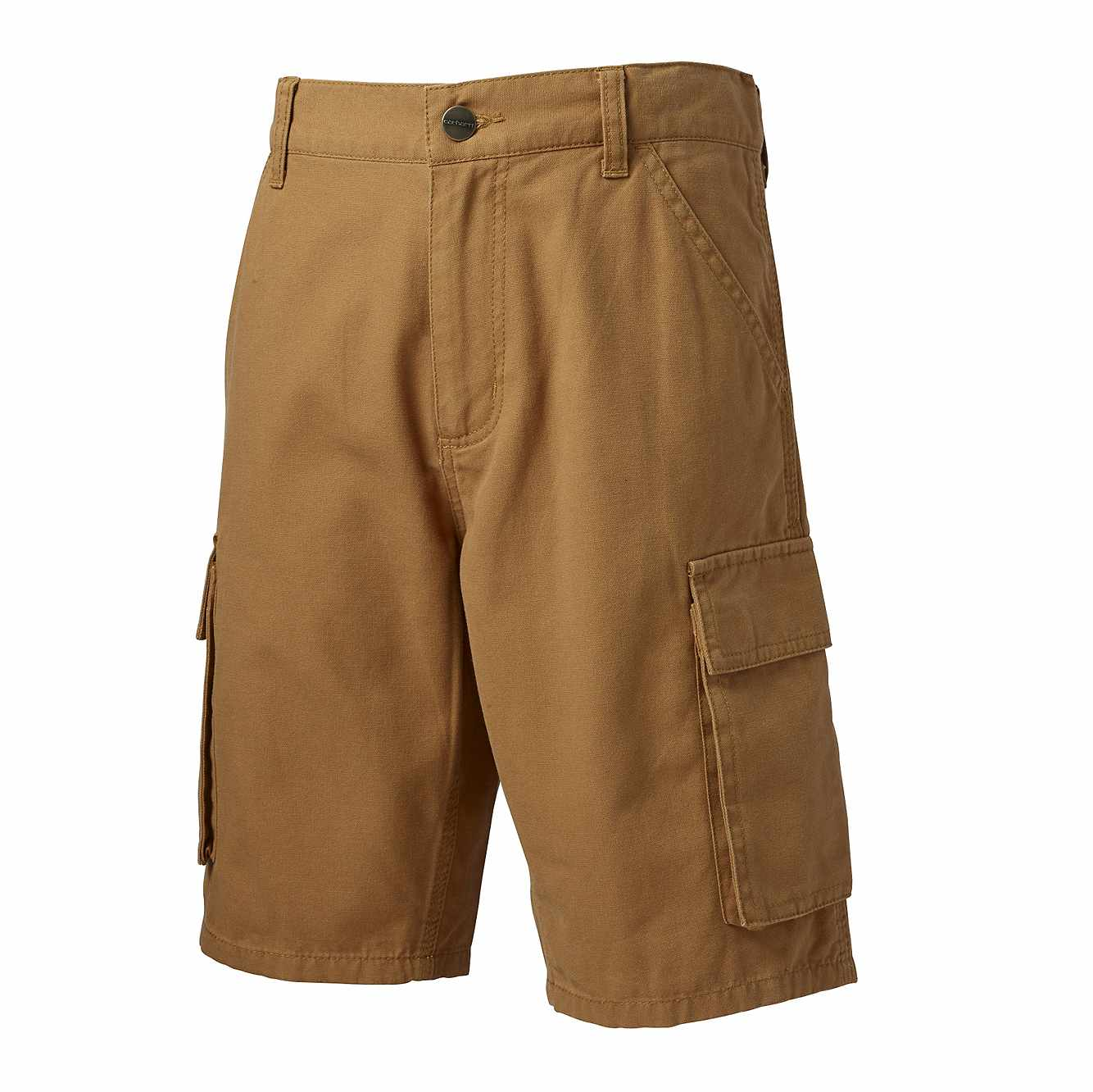 Picture of Canvas Cargo Short in Carhartt Brown