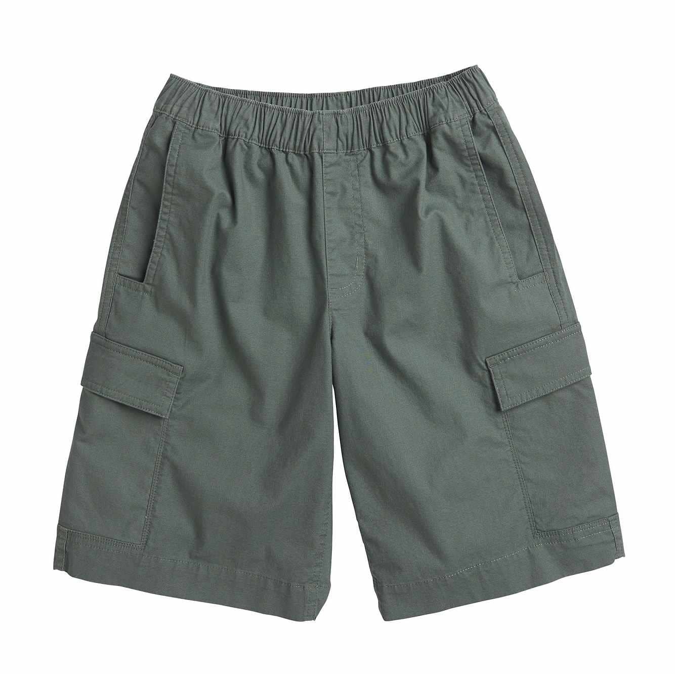 Picture of Ripstop Cargo Short in Thyme