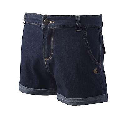 Carhartt  Classic Wash Denim Short - front