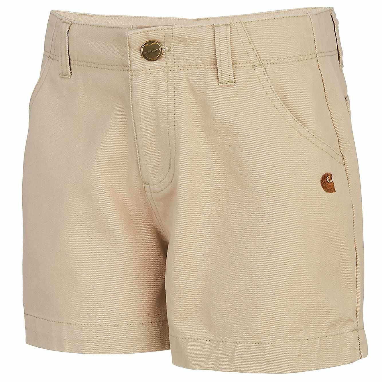 Picture of Twill Short in PKK-Pale Khaki