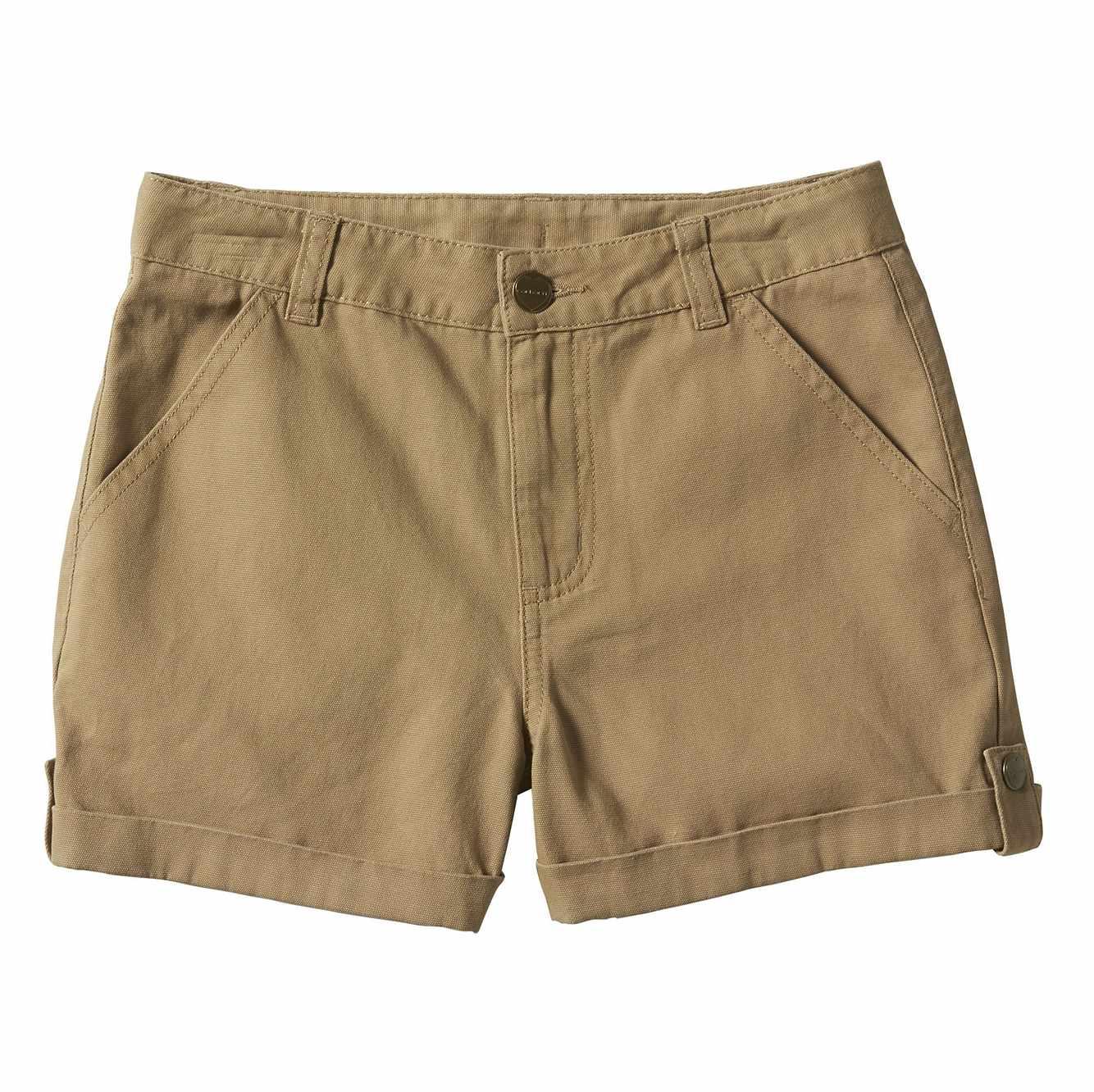 Picture of Rugged Flex® Ripstop Convertible Short in Dark Khaki