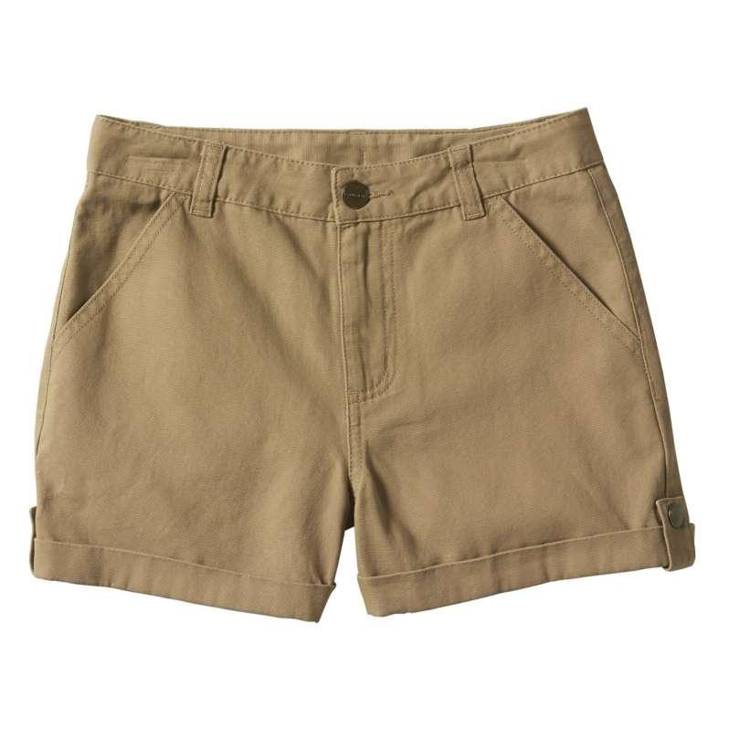Carhartt  Dark Khaki Rugged Flex® Ripstop Convertible Short