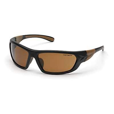 Carhartt Unisex Bronze Carbondale Safety Glasses - front