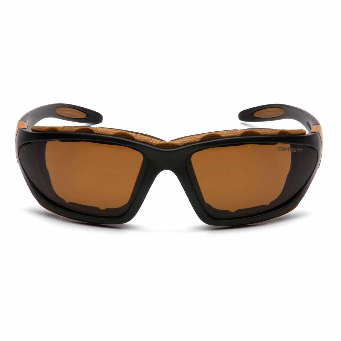 Picture of Carthage Safety Glasses with Anti Fog Lenses in Bronze