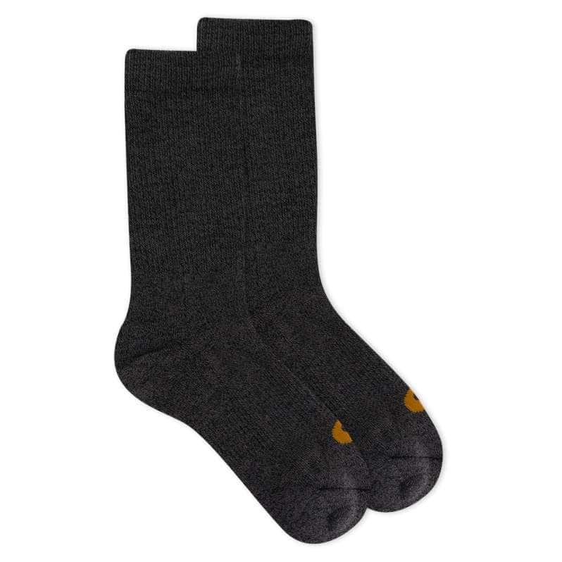 Carhartt  Black Essential Crew Sock 6 Pack