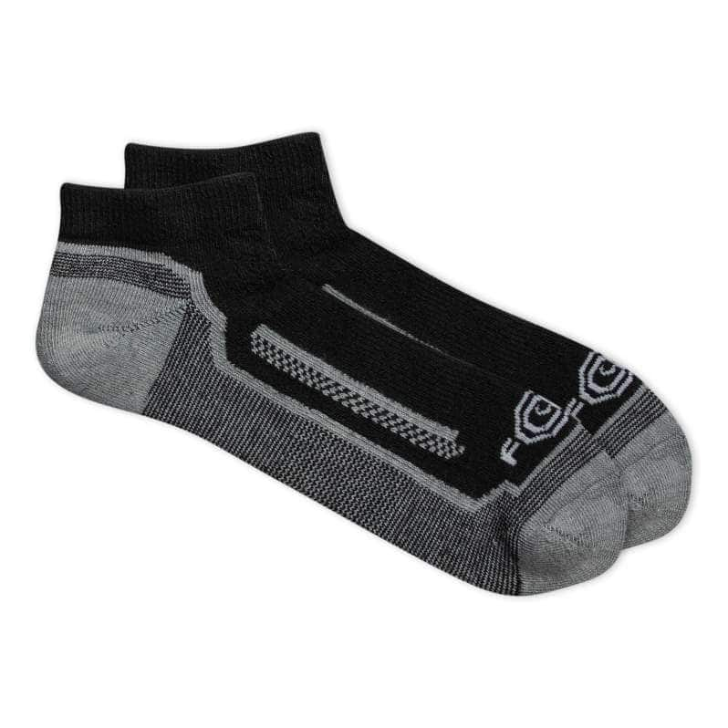 Carhartt  Black Carhartt Force® Performance Work Low Cut Sock 3 Pack