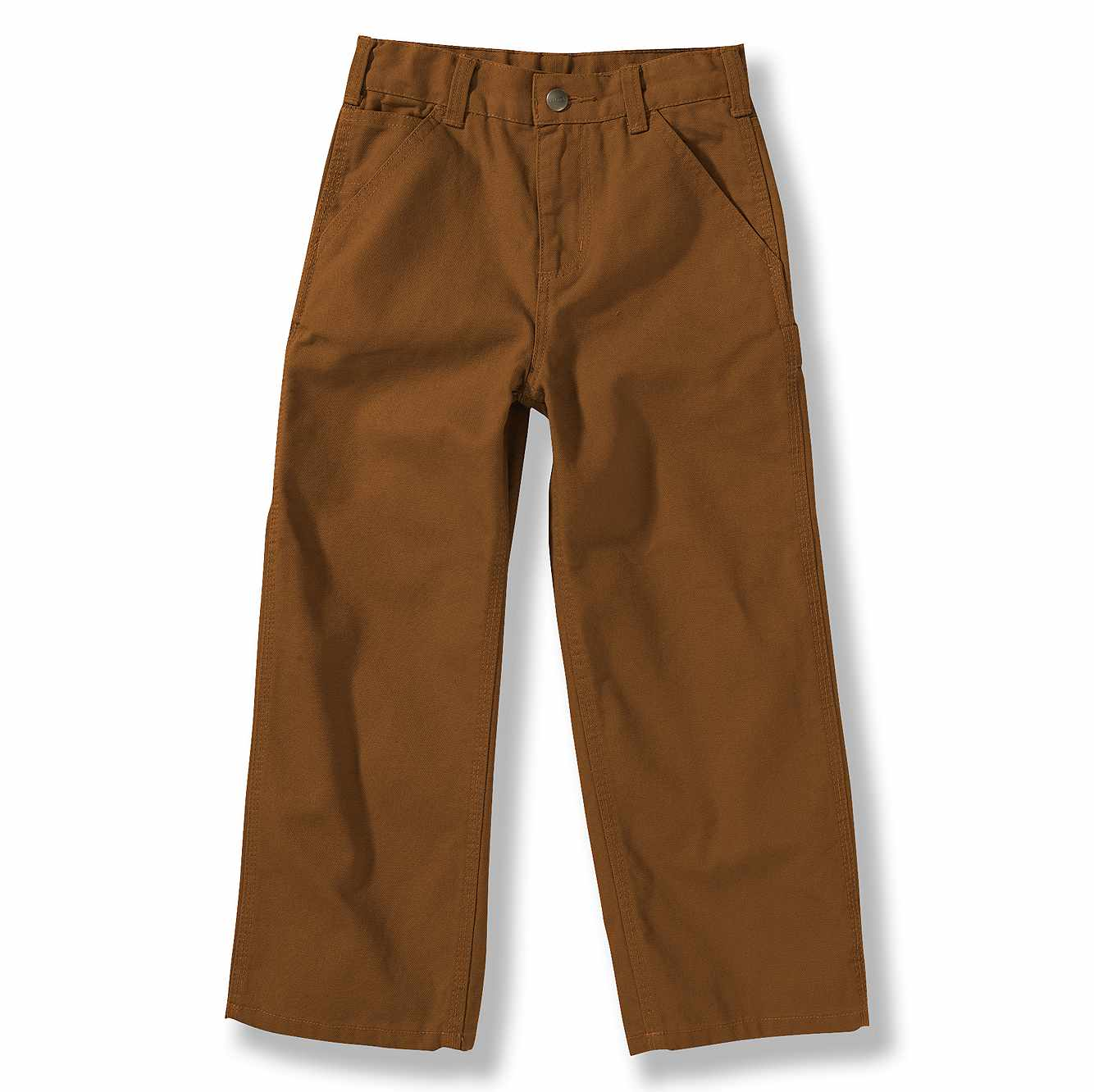 Picture of Canvas Dungaree in Carhartt Brown