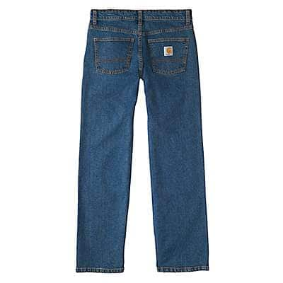 Carhartt Boys' Superior Wash Denim 5-Pocket Jean - back