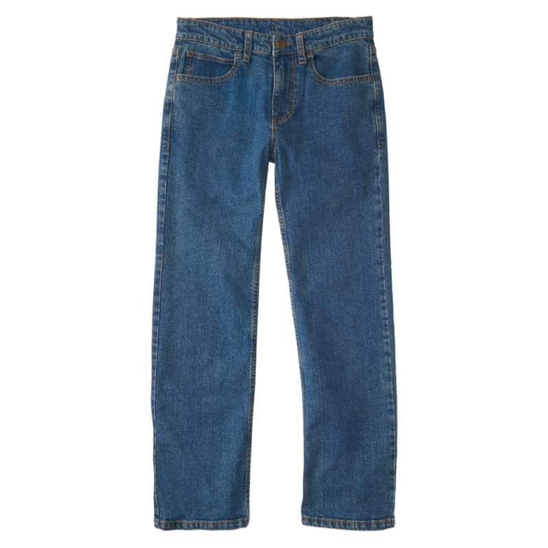 Carhartt  Denim Medium Wash Denim 5-Pocket Jean