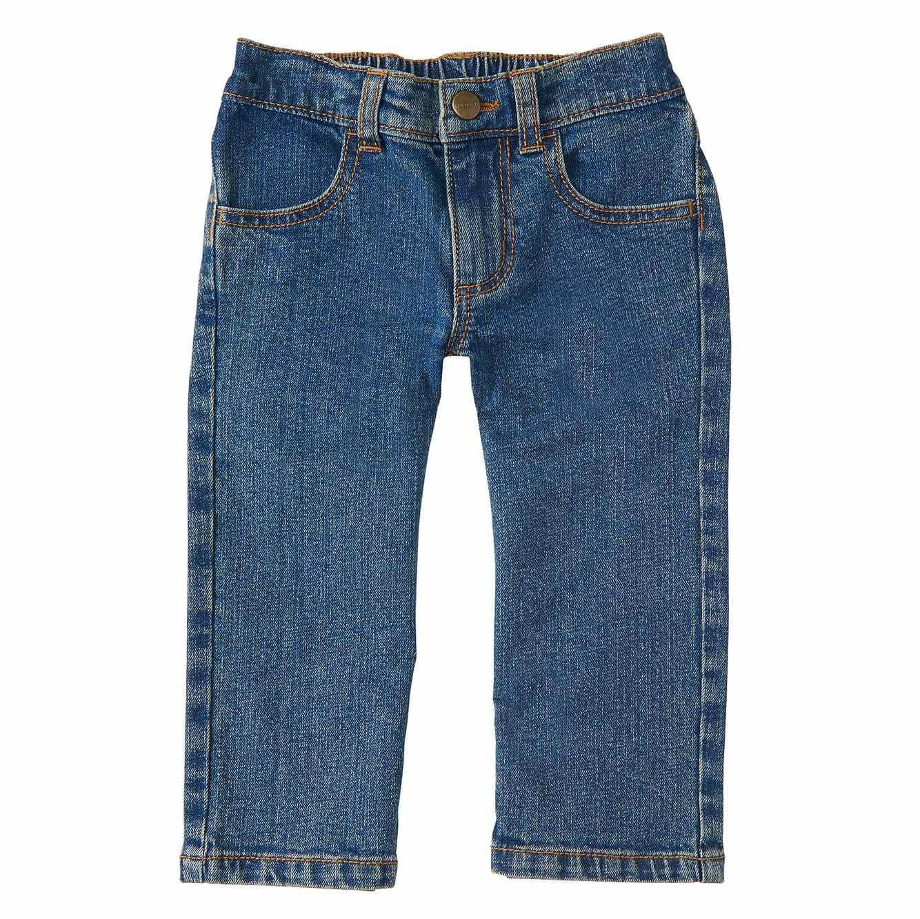 Picture of Denim Pant in Medium Wash
