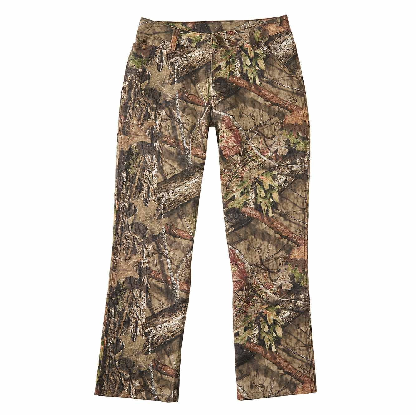 Picture of Mossy Oak® Canvas Dungaree in Mossy Oak