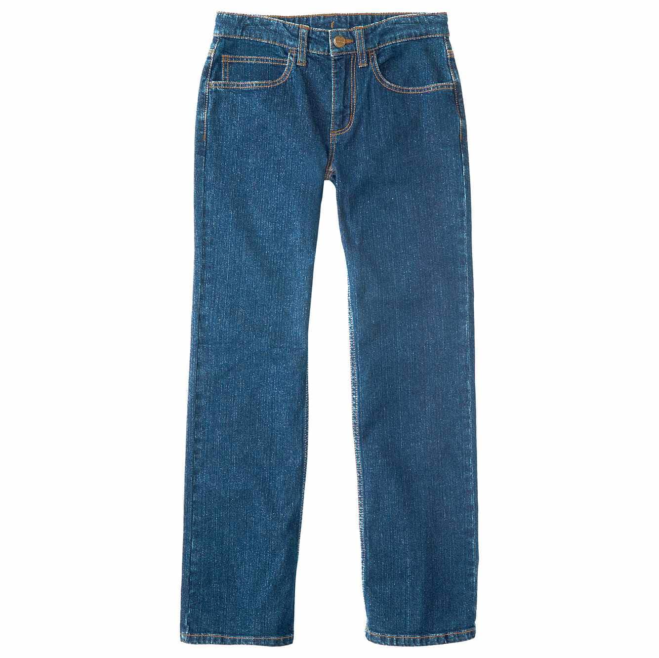 Picture of Denim 5-Pocket Jean in Medium Wash