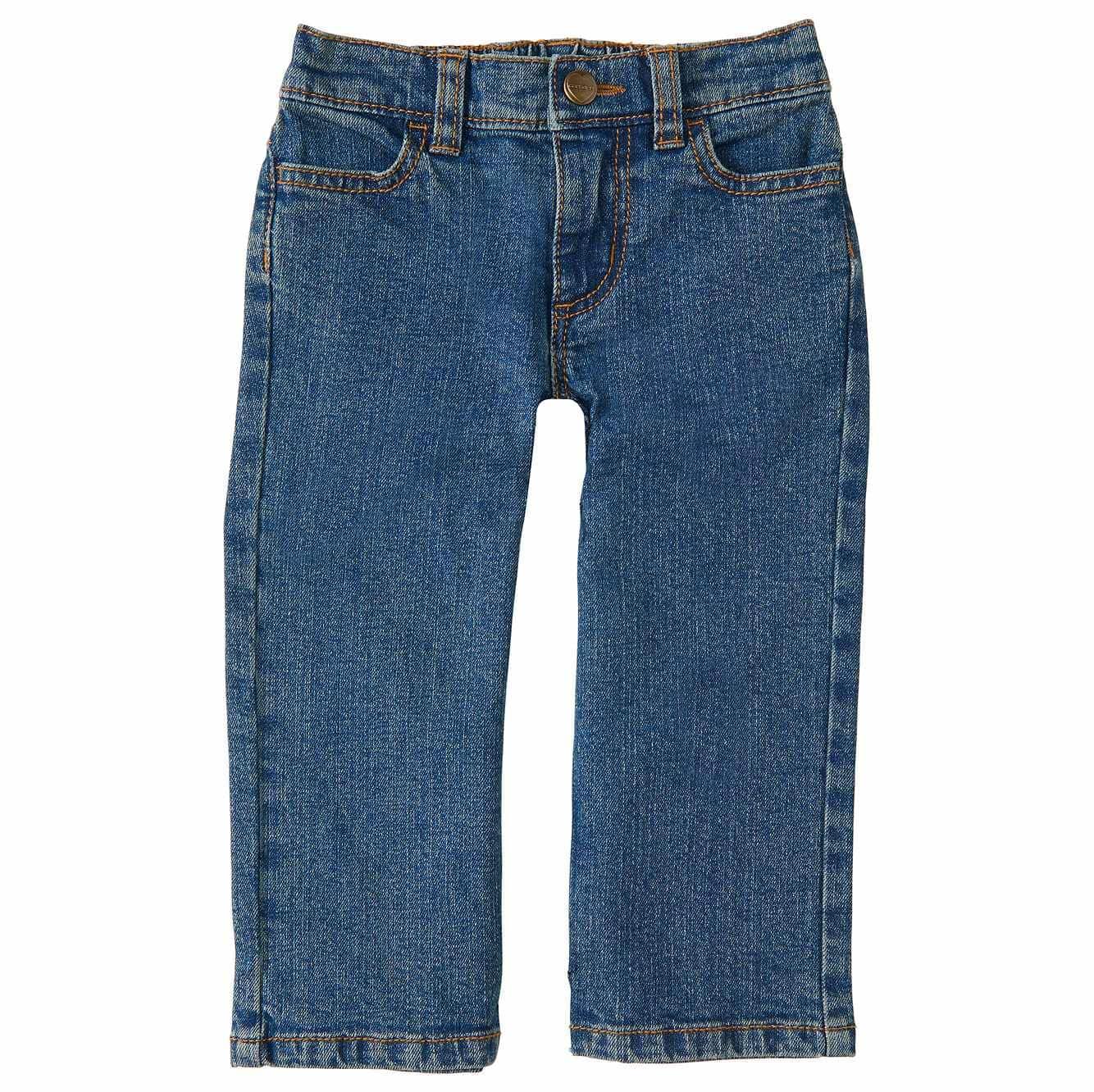 Picture of Denim 5-Pocket Jean in Medium Wash