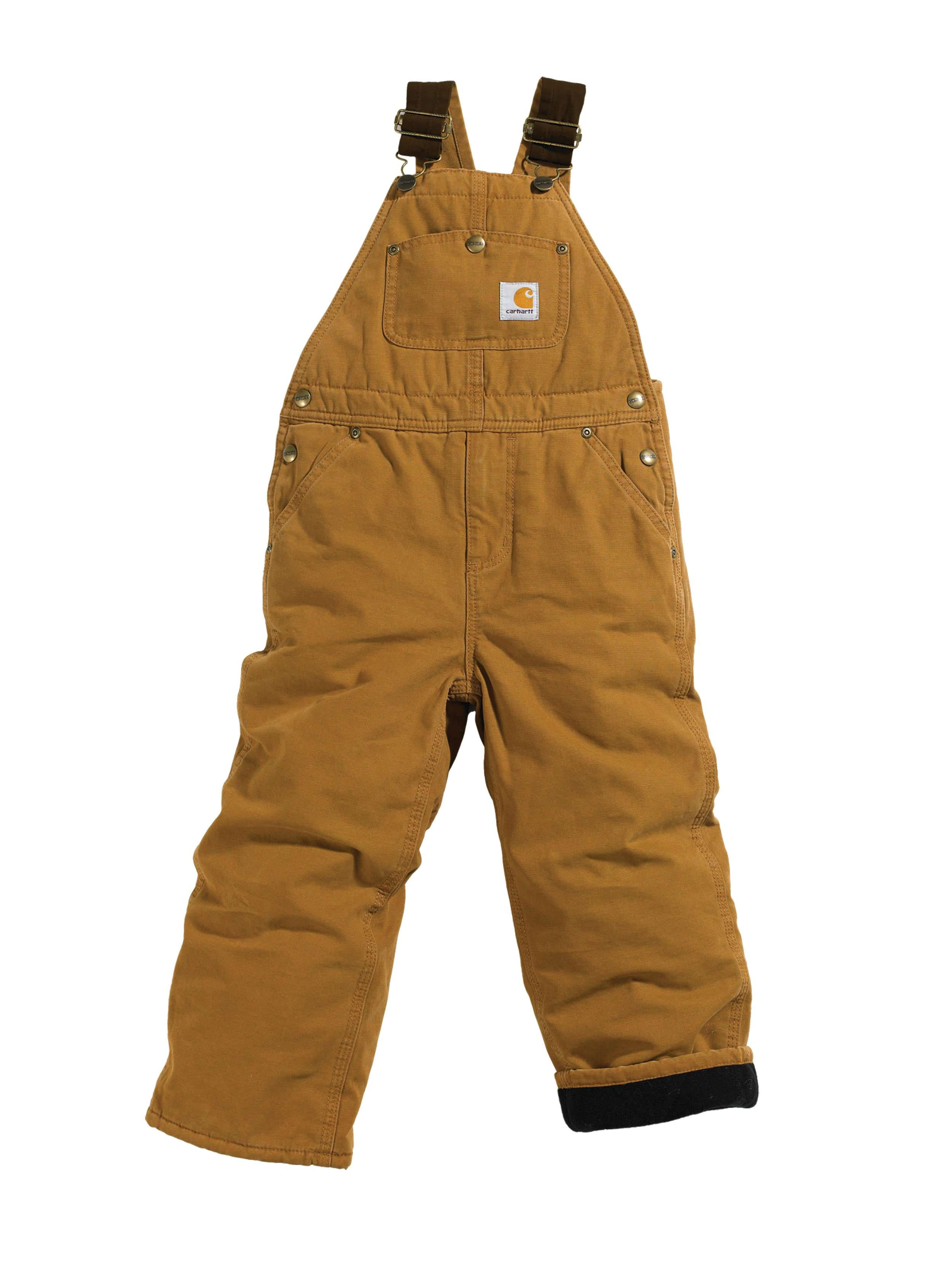 f22eab1c7d1 Boys  Duck Overall Quilt-Lined Sizes 8-16 CM8620