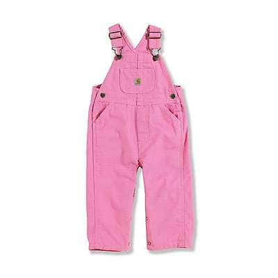 Carhartt  RSM-Rose Bloom Canvas Bib Overall - front