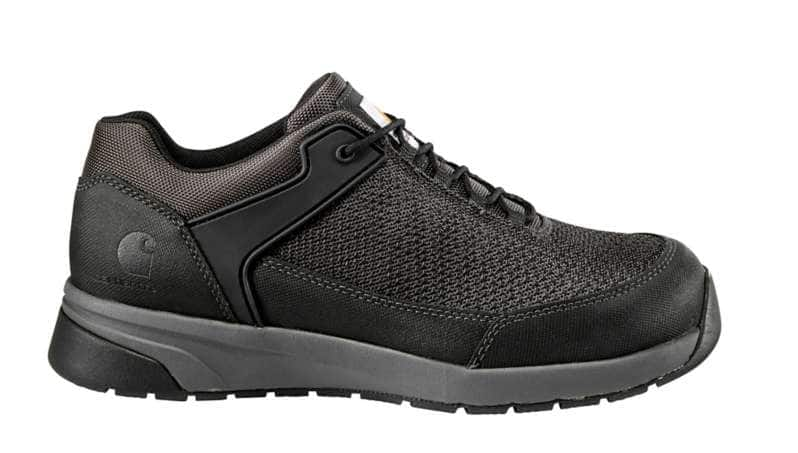 Carhartt  Black Carhartt Force® Nano Composite Toe Work Shoe
