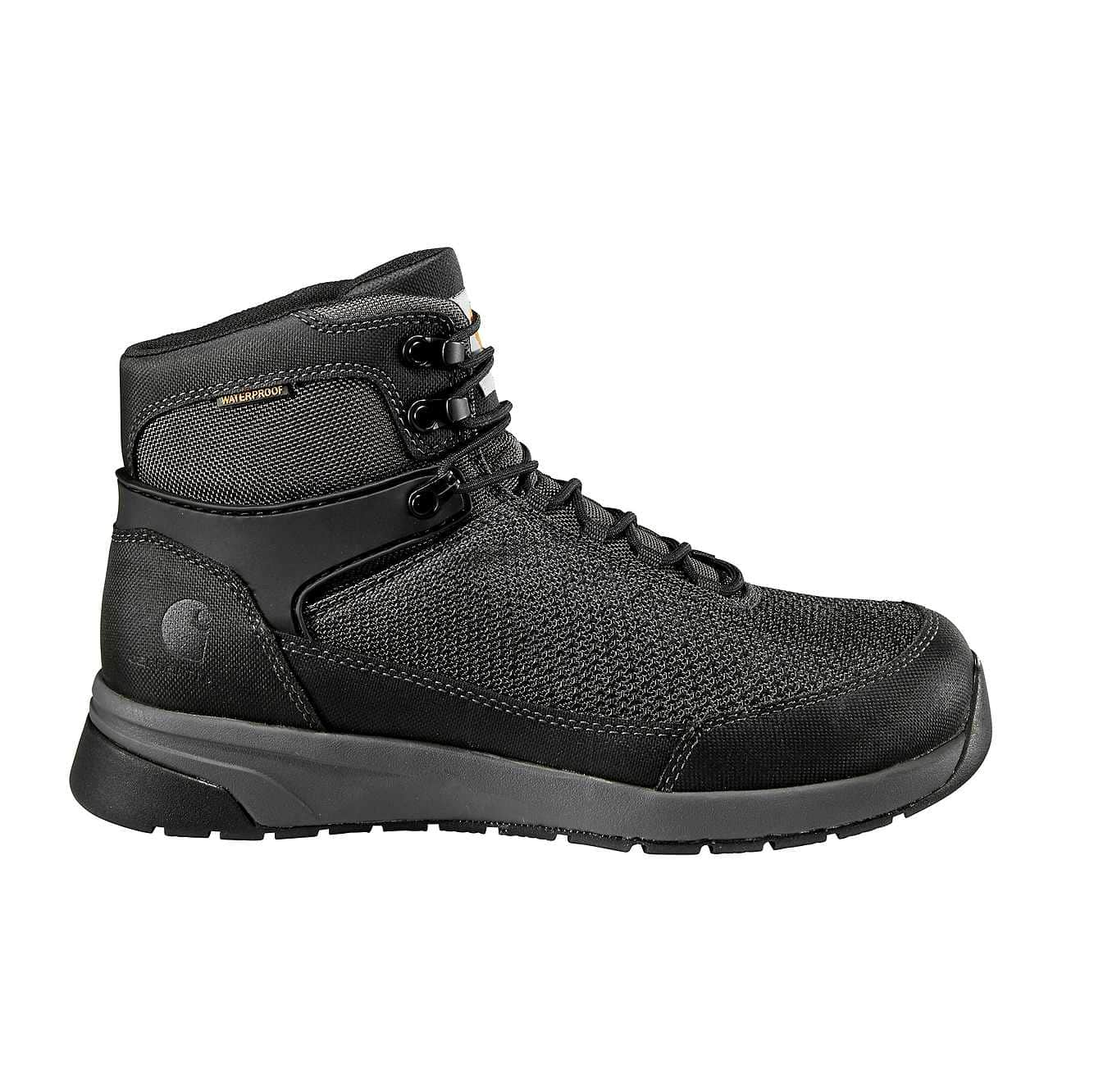 Picture of Force® 6-Inch Nano Composite Toe Work Boot in Black