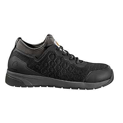 Carhartt Men's Black Carhartt Force® Nano Composite Toe Work Sneaker