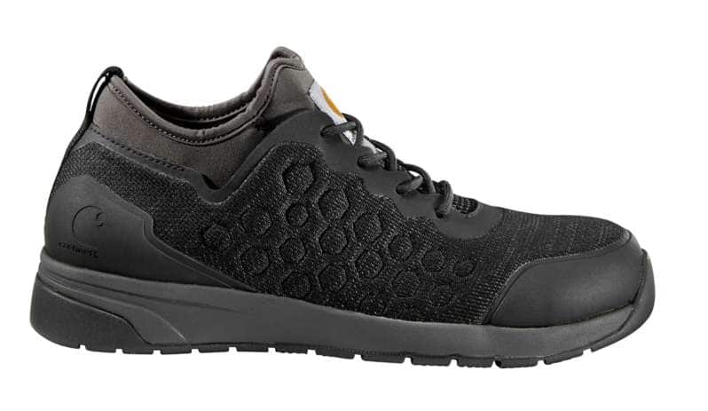 Carhartt  Black Carhartt Force® Nano Composite Toe Work Sneaker