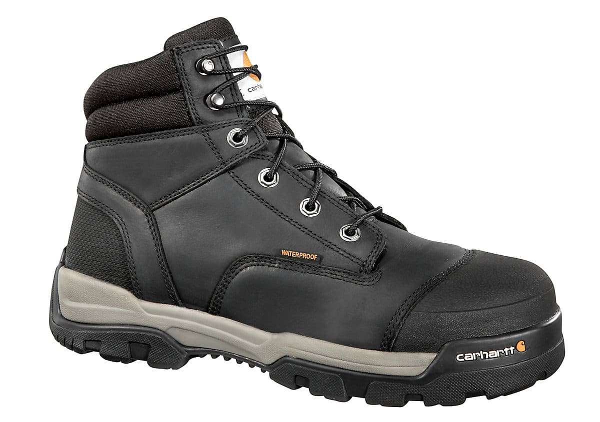 ef9e4191831 Men's Ground Force 6-Inch Composite Toe Work Boot CME6351 | Carhartt