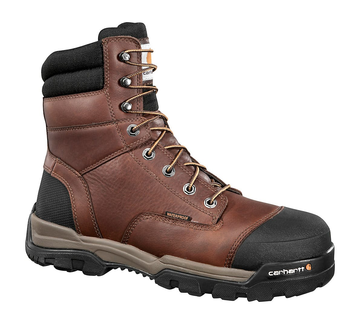 0c541885d2b Men's Ground Force 8-Inch Composite Toe Work Boot CME8355 | Carhartt