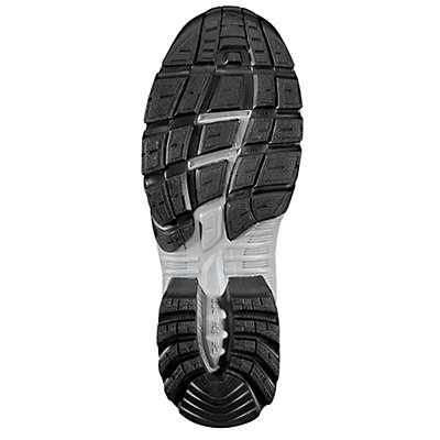 Carhartt Men's Grey Suede/Navy Nylon Lightweight Non-Safety Toe Work Hiker Boot - back
