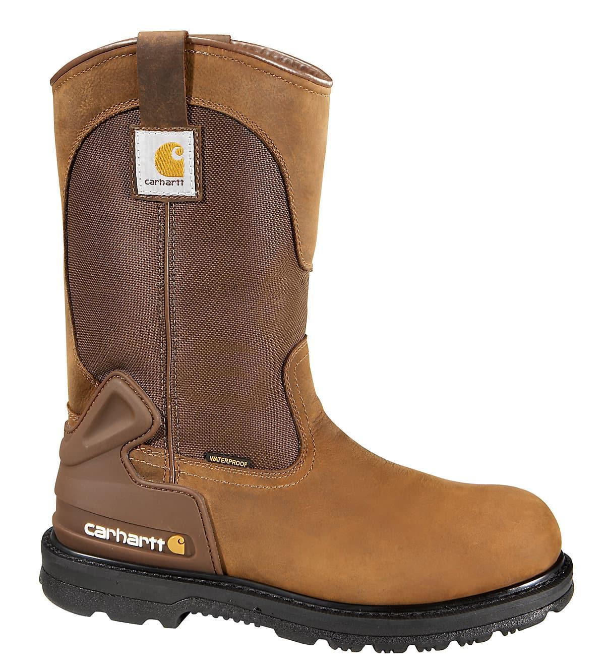 4faf9cd9e62 Men's 11-Inch Steel Toe Wellington Boot CMP1200 | Carhartt