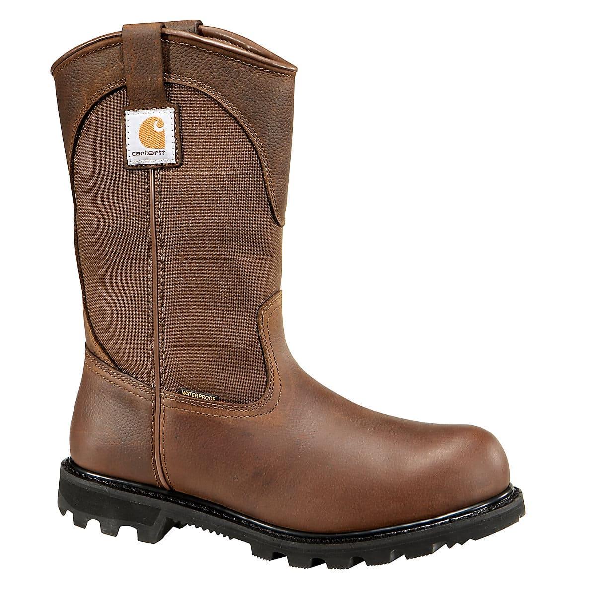 d7988739baab Men s 10-Inch Steel Toe Wellington Boot CMP1220