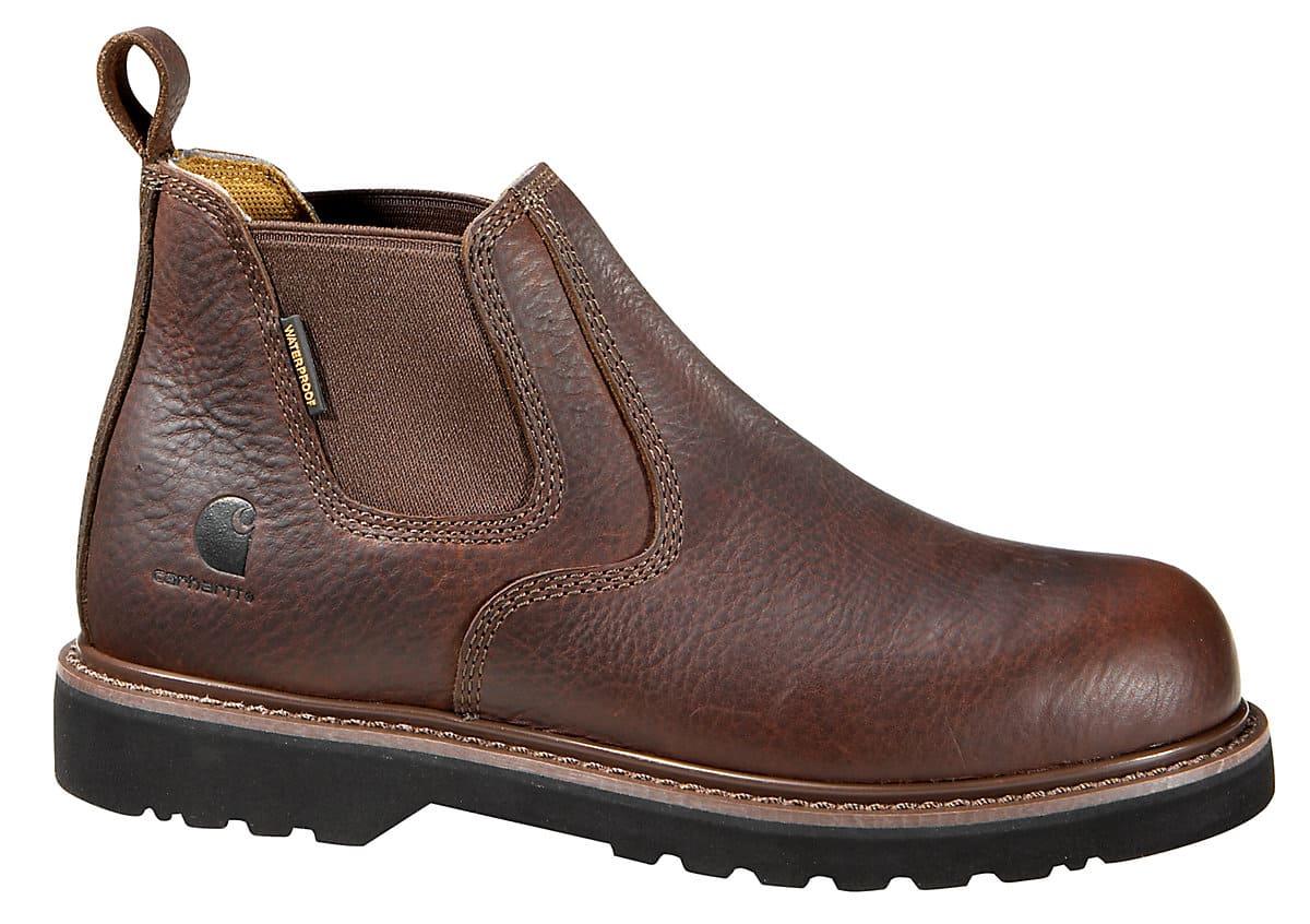 9edfabf2e6d2 Men s 4-Inch Steel Toe Slip On Boot CMS4200
