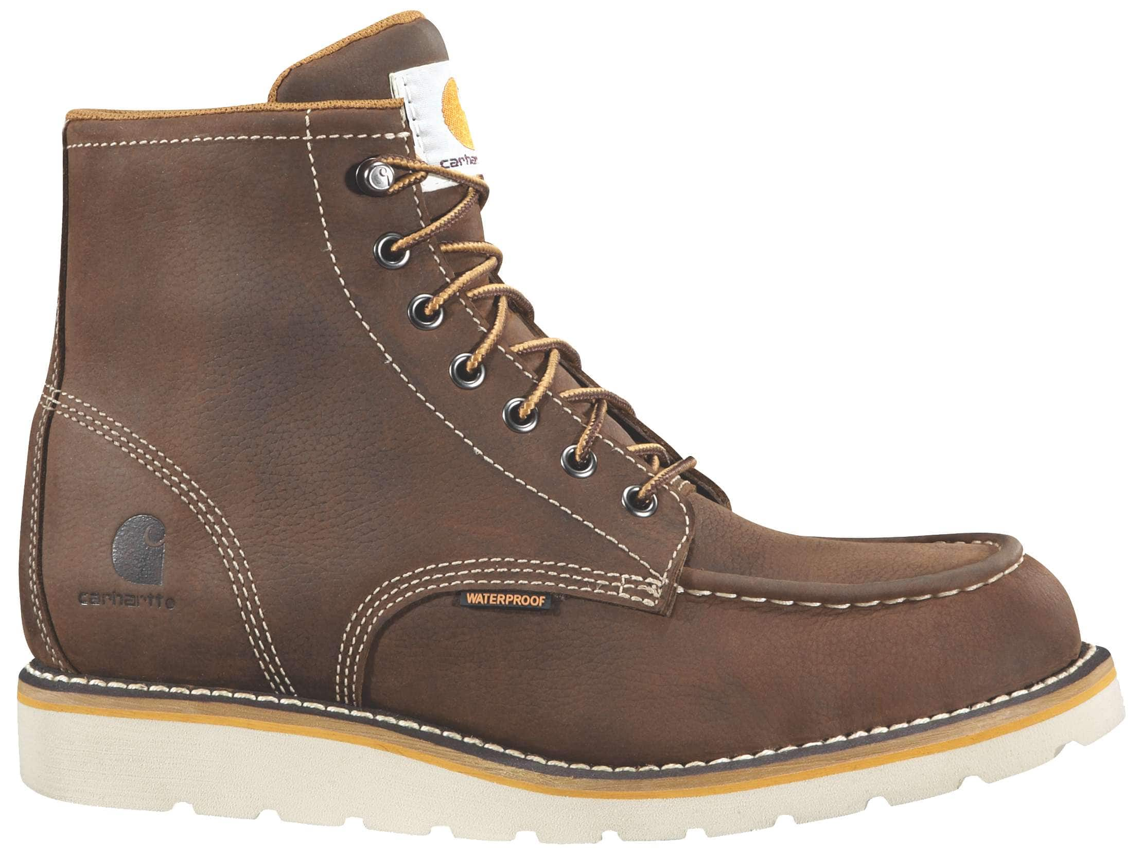 eaf33e57206 Men s 6-Inch Non-Safety Toe Wedge Boot CMW6095