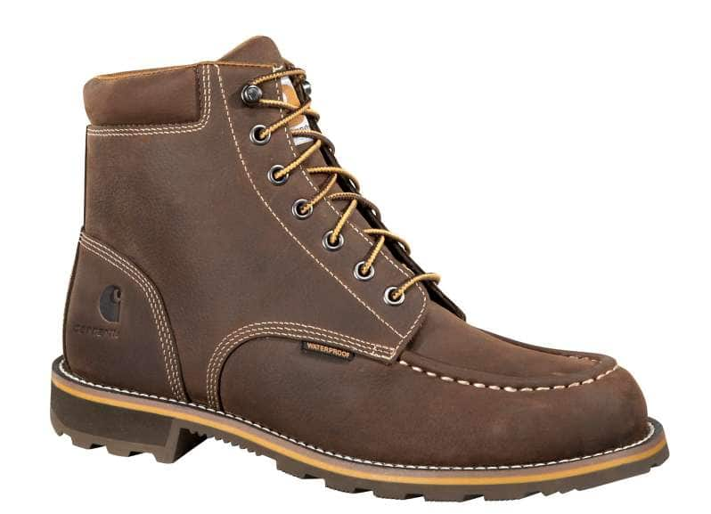 Carhartt  DK BROWN OIL TANNED 6-Inch Non-Safety Toe Work Boot